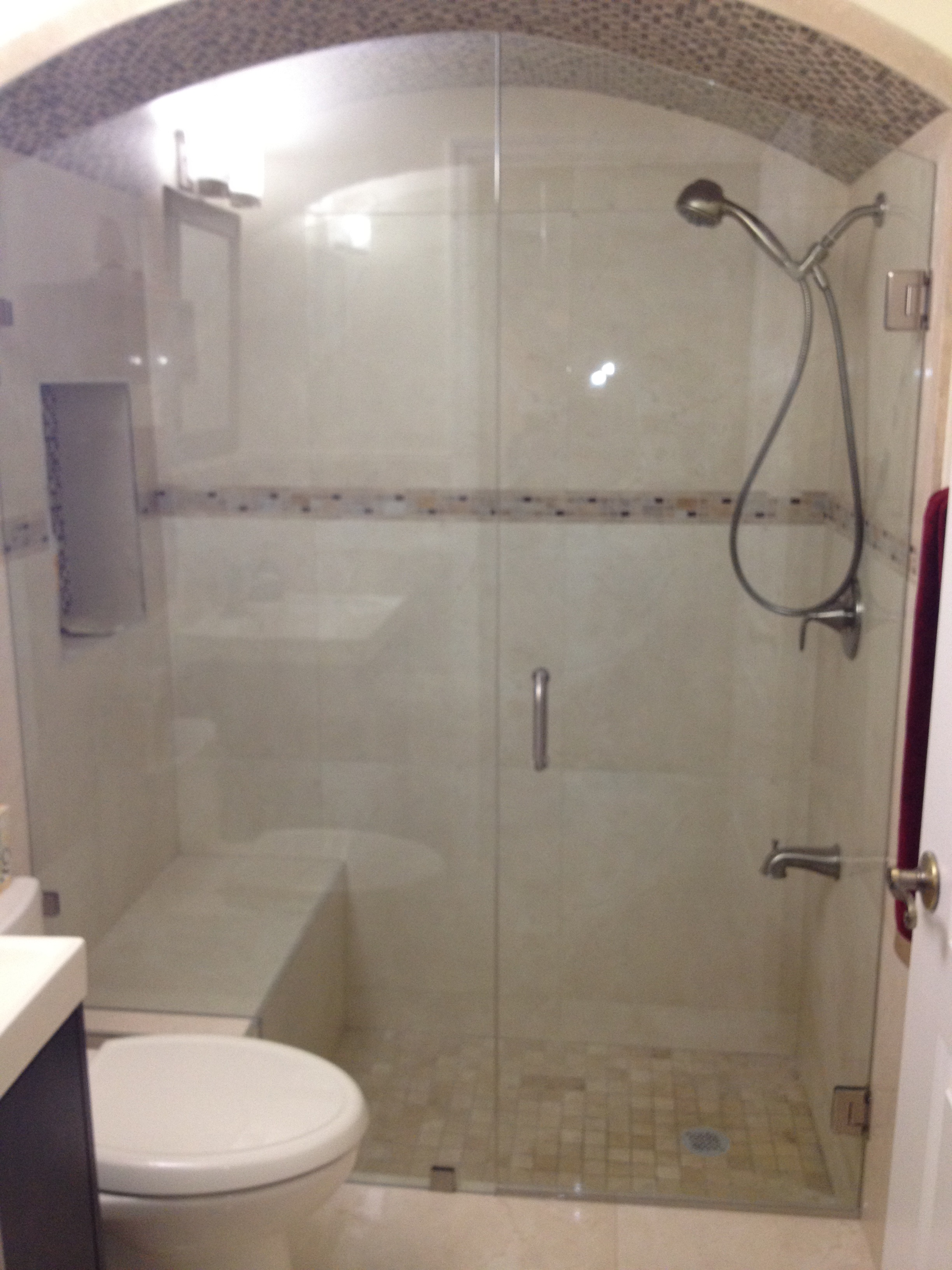 shower door bathroom doors sliding glass of designs bypass types different