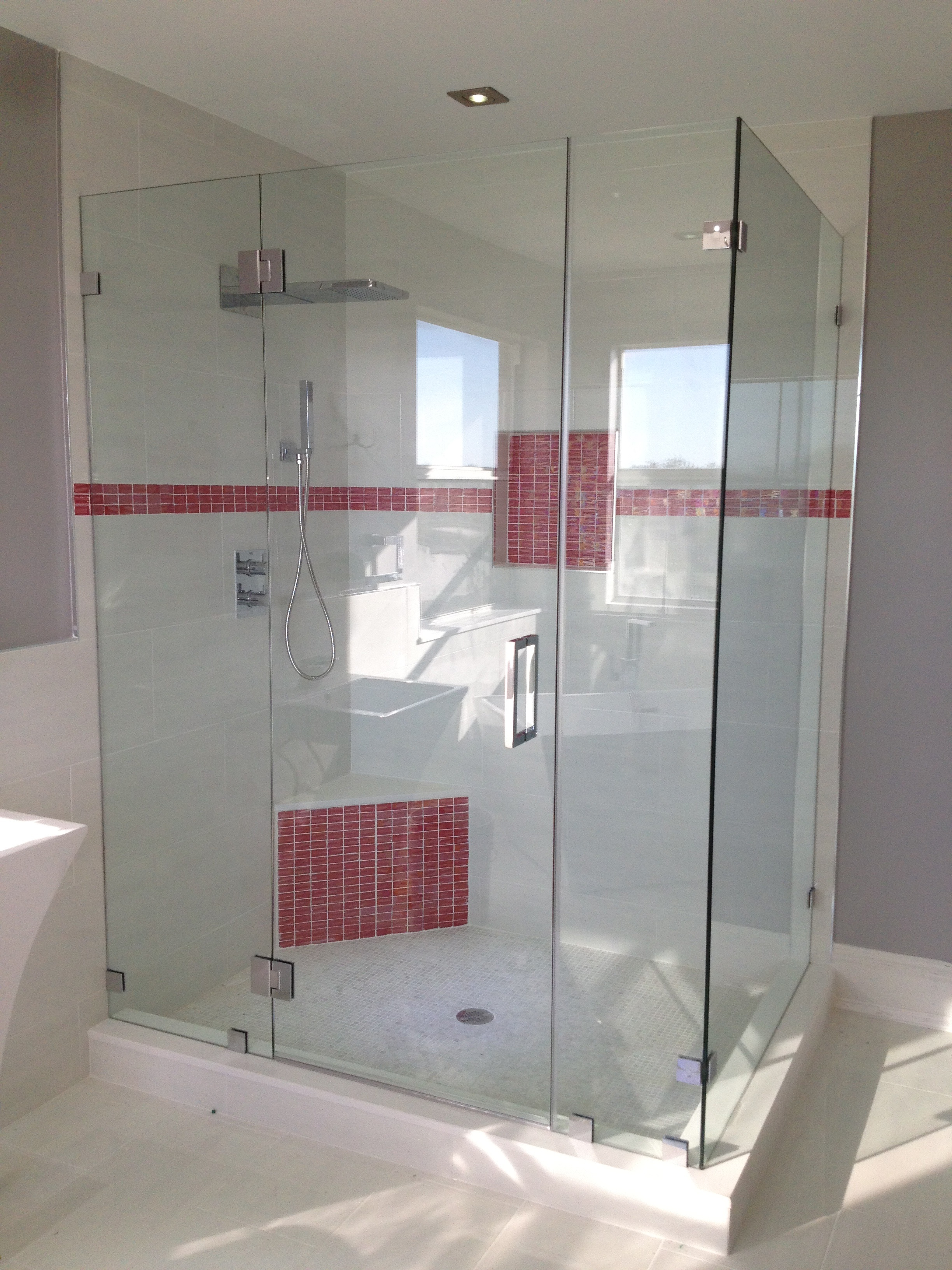 frameless the shower glass house doors door about design lowes all